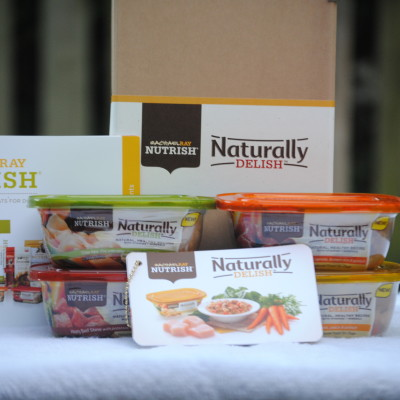 Rachael Ray Nutrish Naturally Delish Giveaway!