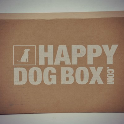 Happy Dog Box Equals A Happy Dog