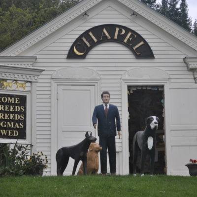 My Visit To Dog Mountain And The Dog Chapel