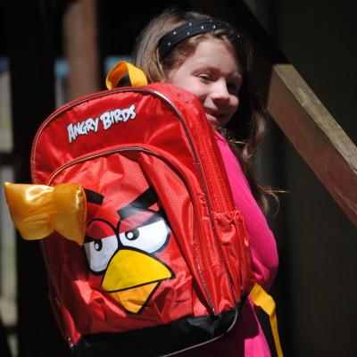 Monday Mischief. Back to School Fashion Show!
