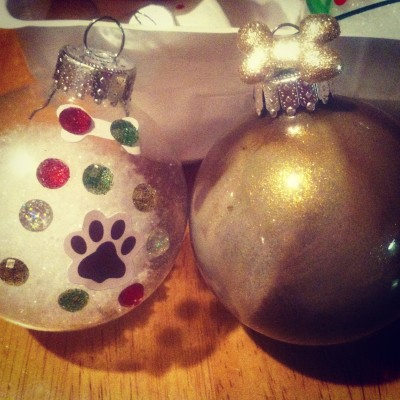 Holiday Ornament Fun!