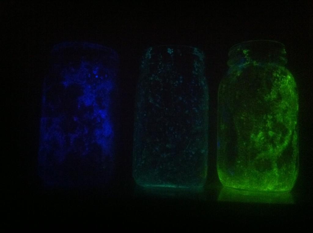 Do Glow Sticks Contain Glass
