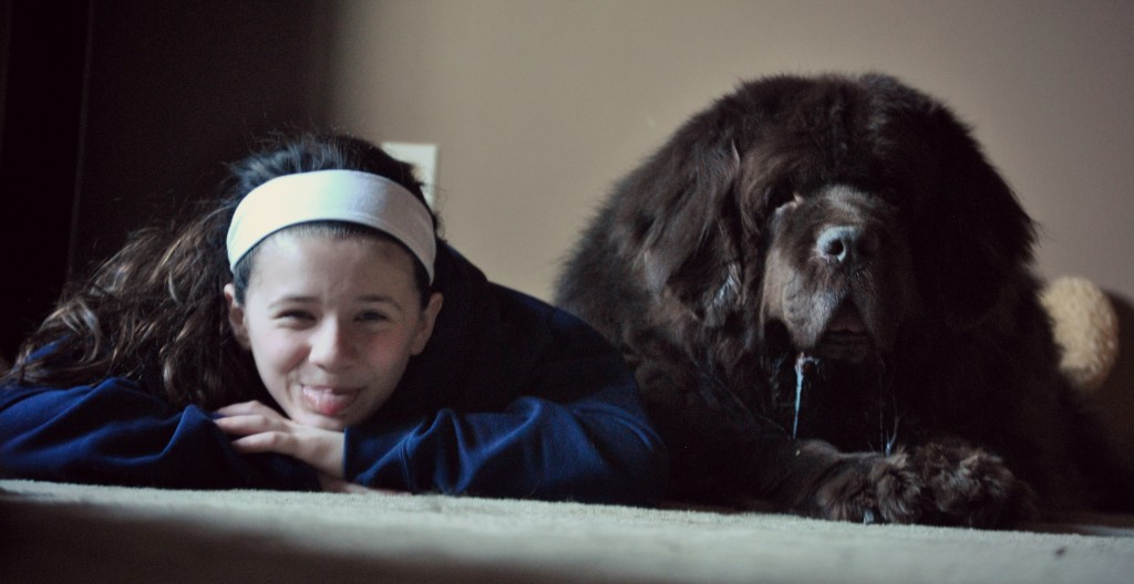 growing up newfies