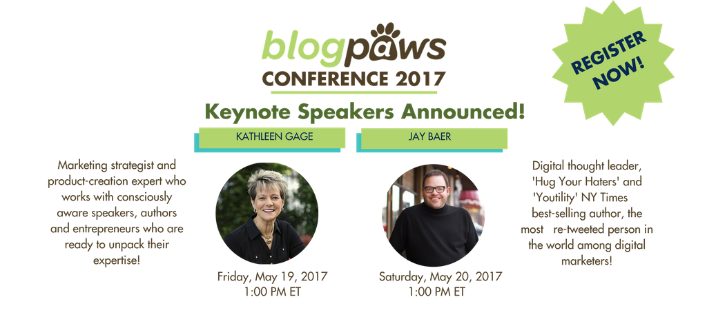 Pet Bloggers Come Together For The BlogPaws 2017 Conference