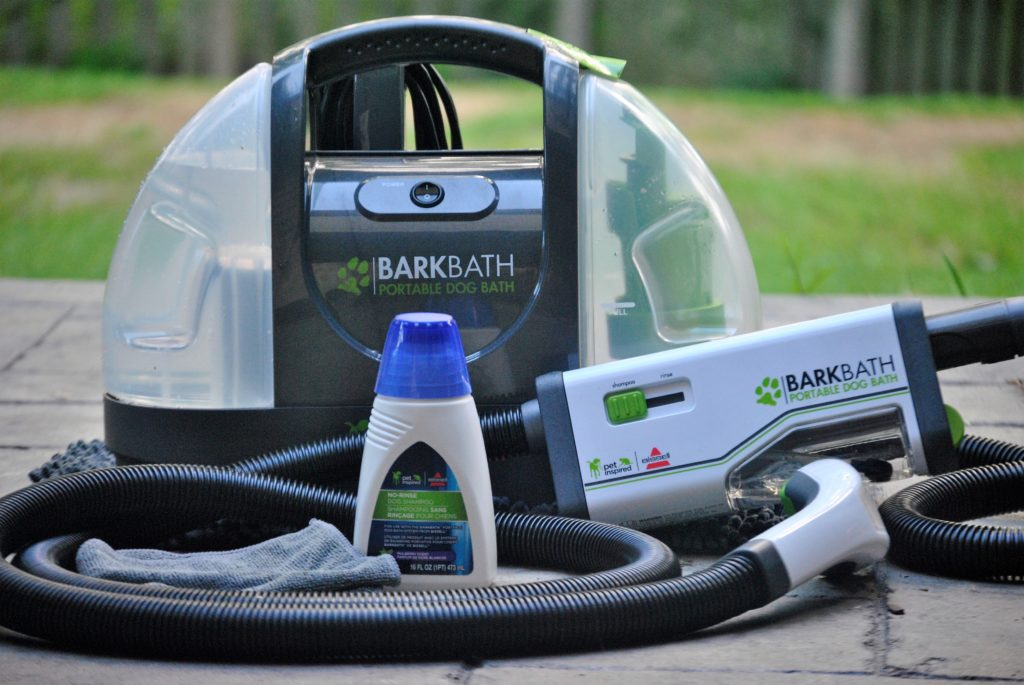 Bissell BarkBath: A Portable Dog Bath (Review)