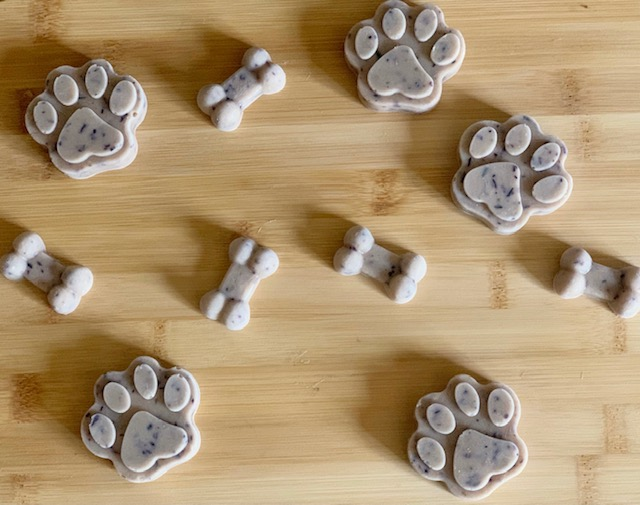 3 ingredient dog treat